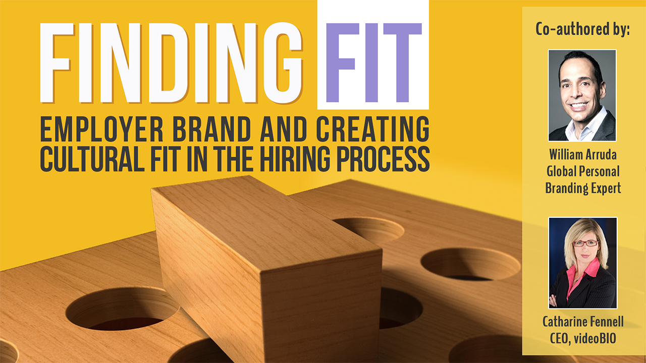 videoBIO Recruiter White Paper : Finding Fit and learn how to define your corporate culture and build fit assessment into your hiring process in 2015